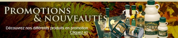 Promotions & nouveauts - Dcouvrez nos produits en promotions