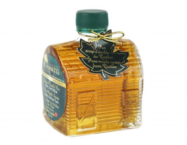 シュガーハウス250ml カナダグレードA-ゴールデン繊細な味