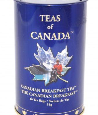 カナダの朝食ティー51グラム
