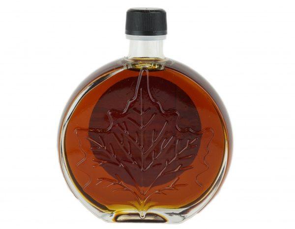 O CANADA-濃いシロップメープル味堅牢250ml-メダリオンシート