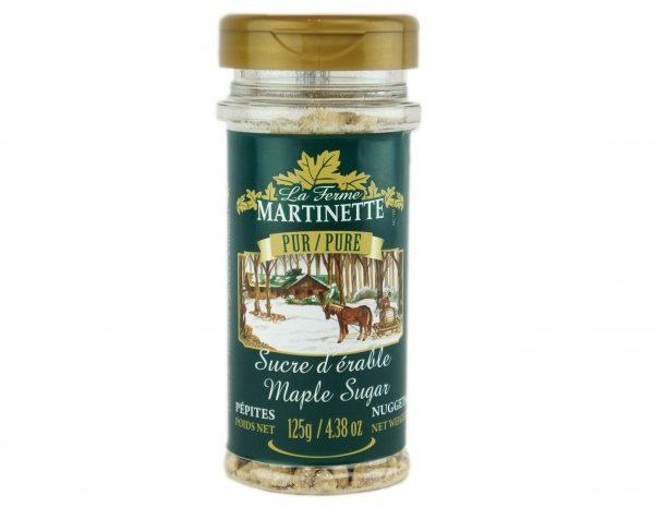 シュガーメープルシロップ125g-ナゲッツ