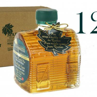 シュガーハウス12x250ml カナダグレードA-ゴールデン繊細な味