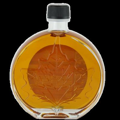 O CANADA-純粋なメープルシロップ – アンバー、リッチテイスト250ml – メダリオンの葉
