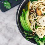 豆腐と野菜とカエデのヒント