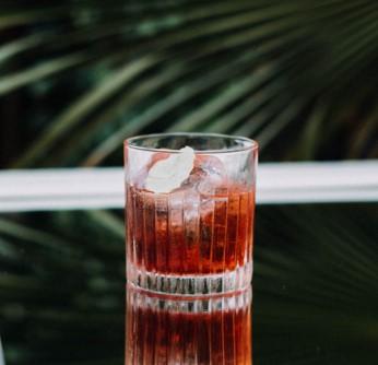 シュガーシャックカクテル(アルコールなし)