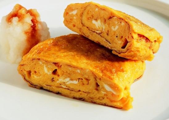 オムレツ(日本からのレシピ)