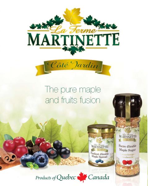 Collection Martinette Côté Jardin