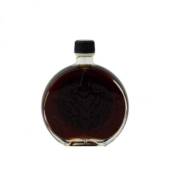 Oカナダ-非常に濃い純粋なメープルシロップ、強い味250ml-葉のメダリオン